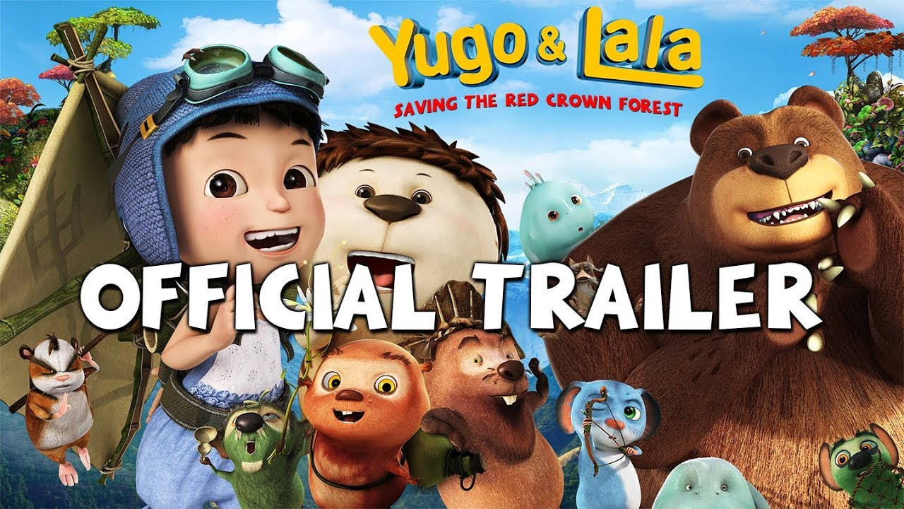 Yugo & Lala   Official Trailer 2019   Own it Now Digital HD & DVD