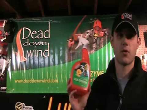 Bow Hunting - BHPtv TESTLAB - Dead Down Wind Products.wmv