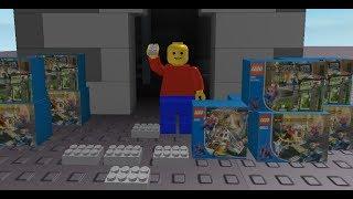 Building a ROBLOX Lego Set Part 2