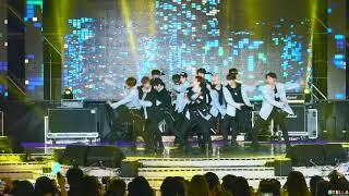 [비와서 미끌미끌ㅠㅠ]181005 The Boyz(더보이즈) 3곡(full ver.) Right Here + Giddy Up + BOY / 2018 목포가요축제