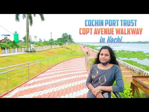 Cochin Port Trust Avenue Walkway