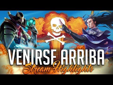 NOS VENIMOS ARRIBA | Stream Highlights (League of Legends) | LazaPLAYS thumbnail
