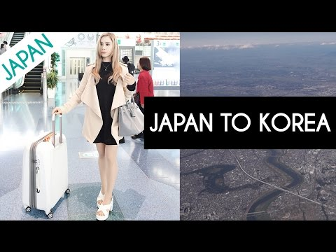 JAPAN TO KOREA | AN EVENING IN SEOUL