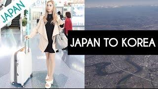 JAPAN TO KOREA | AN EVENING IN SEOUL