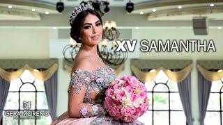 Videoclip XV Años Samantha | By Gera Moreno Producciones
