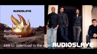 """What You Are"" - Audioslave (Audioslave) - Donwload Link In Description"