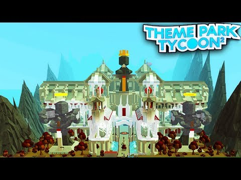 Hack Theme Park Tycoon 2 Roblox Modern Mansion Build In Theme Park Tycoon 2 Roblox Youtube