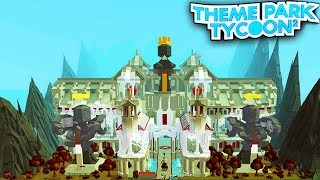 The BEST PARK EVER in Theme Park Tycoon 2! - Roblox