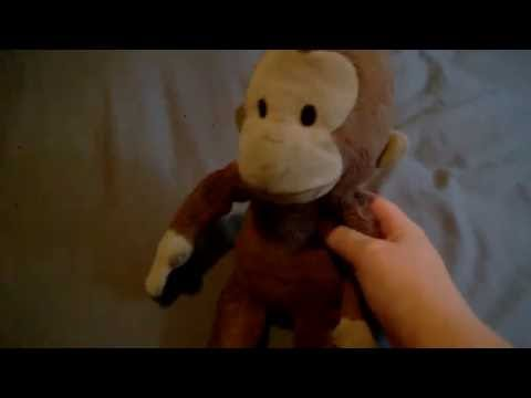 tickling curious George