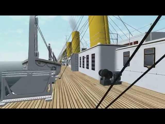 Virtual Sailor 7 - Britannic, Torpedo Attack