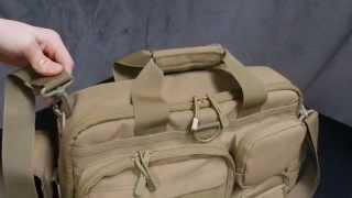 Condor 153 Laptop Bag Review (Tan)