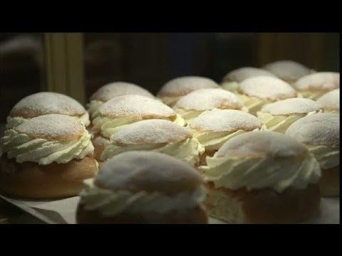 Mitt kök lagar lite annorlunda semlor - TV4