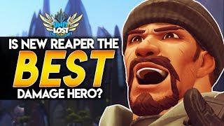 Overwatch - New Reaper The BEST DPS? - NEW Meta?