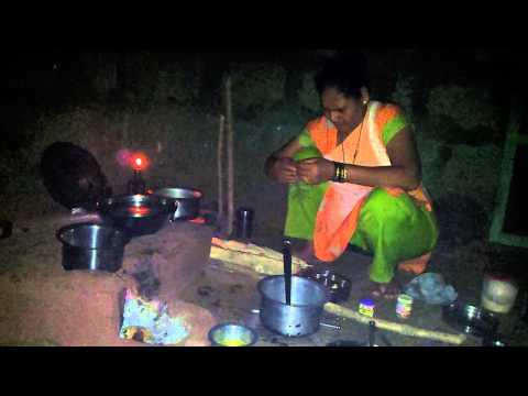 Cooking rural Maharashtra