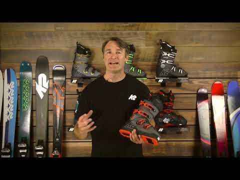 K2 Recon 130 LV Ski Boots- Men's 2019 Review