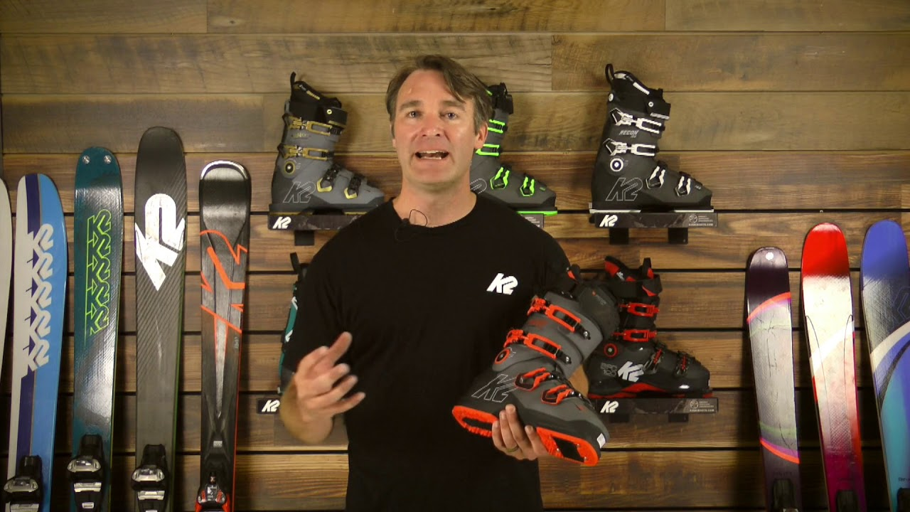 515474c566d K2 Recon 130 LV Ski Boots- Men's 2019 Review