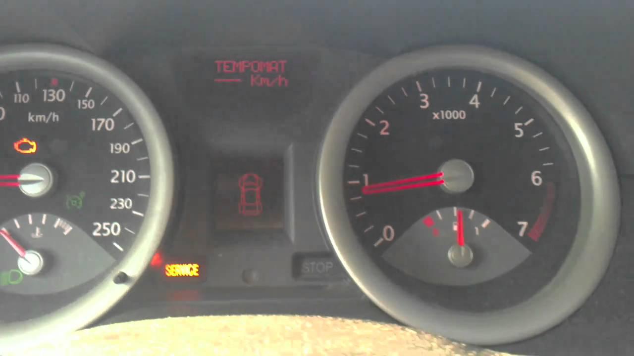 Renault Megane Ii 1 6 16v Engine Problem