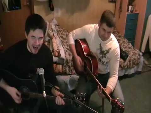 Бумер - Не плачь (кавер-версия под гитару)