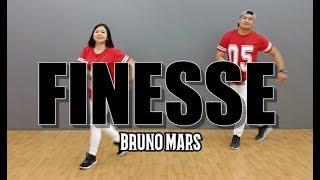 FINESSE | Bruno Mars | Dance Fitness | JM x CM