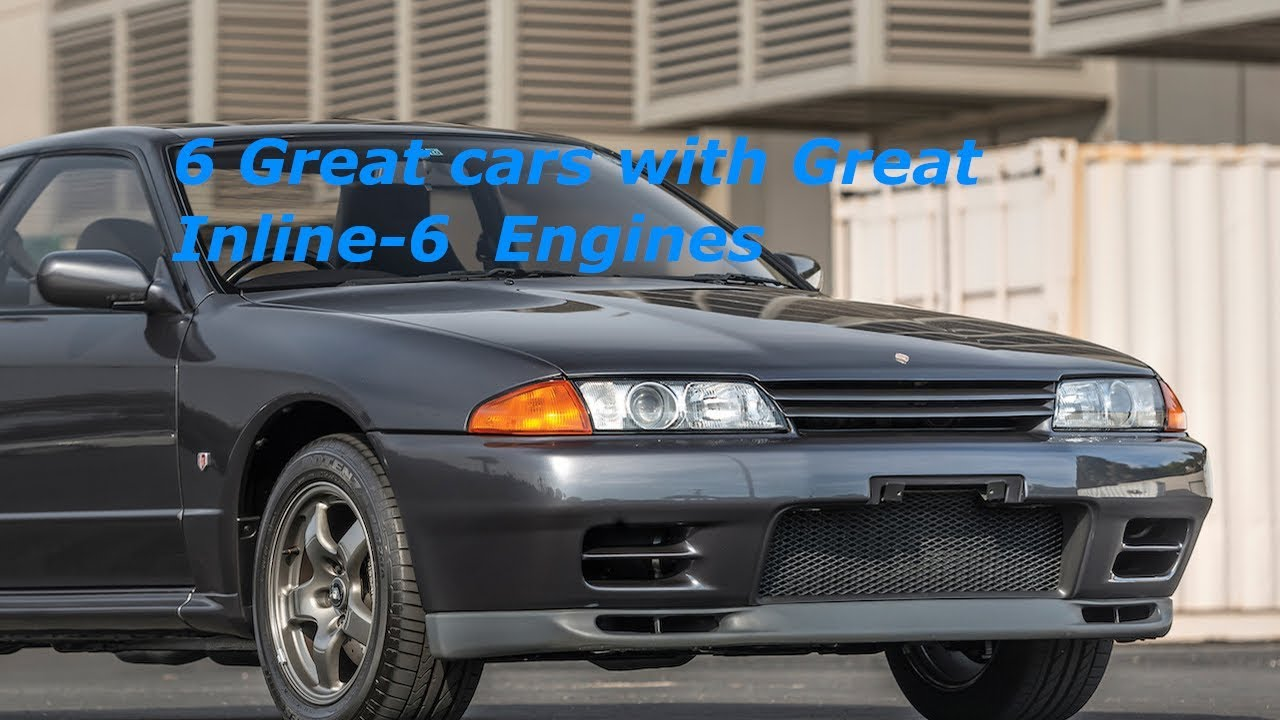 6 Great Cars With Great Inline-6 Engines