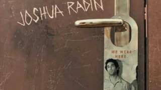 Watch Joshua Radin Everythingll Be Alright Wills Lullaby video