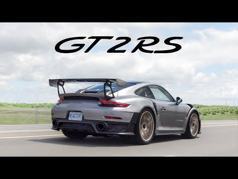 2018 Porsche 911 GT2 RS Review – The 2nd Fastest Car In The World