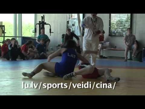 Sporta nodarbību veidi Latvijas Universitātē