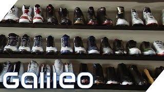 Der Sneaker-Cleaner von L.A. | Galileo | ProSieben