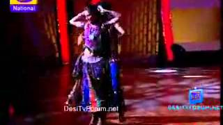 Deepak and Pankti performing RAJASTHANI BOLLYWOOD on banthan chali dekho Bharat ki shaan lets dance.