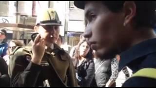 Abuso de Poder en Chile