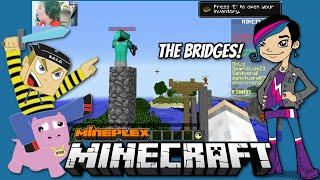 Minecraft - The Bridges with Gamer Chad Alan on the Mineplex!!!