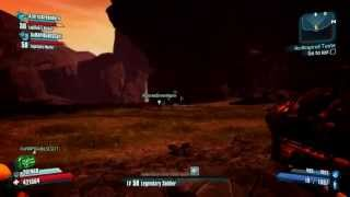 legendary loots one hit kill terramorphous