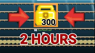 HOW TO GET 300 WLS IN 2HOURS? (EASY PROFIT!) OMG!!! - Growtopia