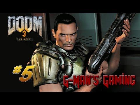 G-Man's Gaming - Doom 3: BFG Edition Part 5 - Lighting the way  