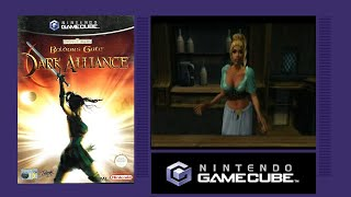 BALDURS GATE DARK ALLIANCE - GameCube Game Review