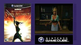 BALDURS GATE DARK ALLIANCE - GameCube Game Review