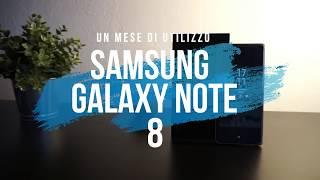 Samsung Galaxy Note 8 recensione dopo un mese - Android da 1000 euro!