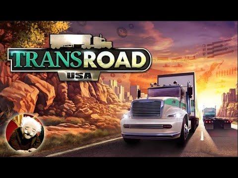 TransRoad USA EP2 - Hittin' the road |