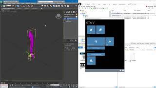 "GTA 5 ""Импорт 3D модели в YDR файл"" (Урок)"
