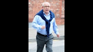 Corrie's Malcolm Hebden, 78, 'hospitalised with mystery illness'