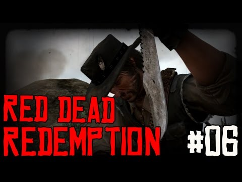 "RED DEAD REDEMPTION Ep 06 - ""Treasure Derpin!!!"" (Gameplay Walkthrough)"