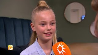 10-jarig model Summer de Snoo vertelt over eigen realityshow