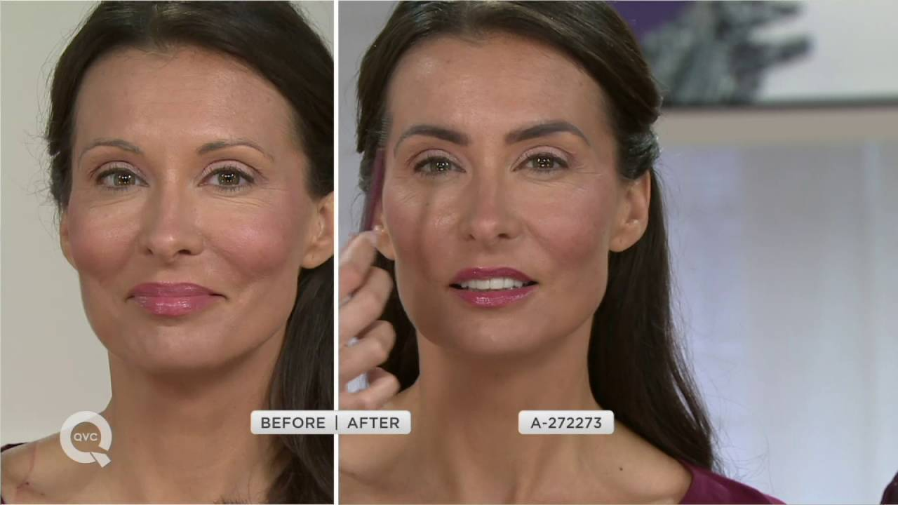 9c3b403c580 Wander Beauty Frame Your Face Micro Brow Pencil Duo on QVC - YouTube