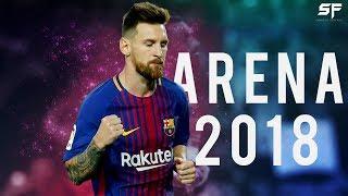 Lionel MessiArena Skills Goals Assists  201718