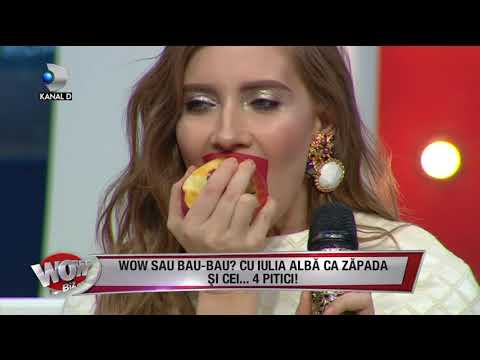 WOWBIZ (15.02.2018) - WOW sau BAU cu Iulia Albu! Cine a primit trofeele? Partea III