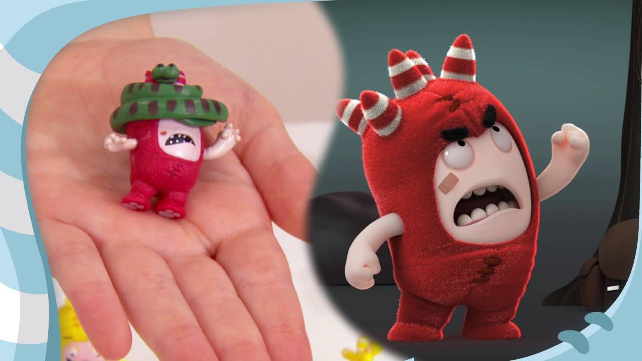20d811bd6e8 Oddbods Collectable Figurines - YouTube