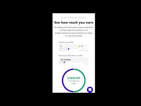 Legit staked wallet io profit 0.2% bounty reward swl coin