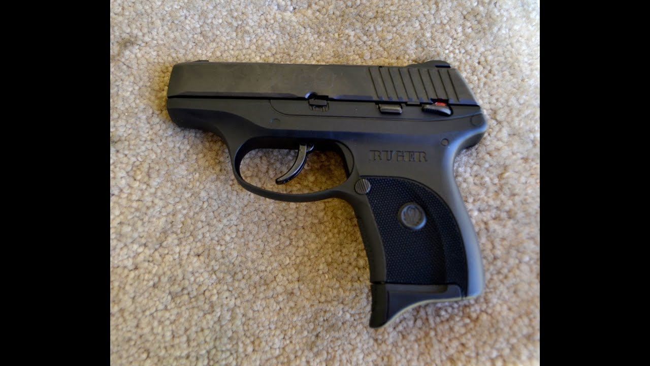 Ruger LC9 compact 9mm pistol - YouTube