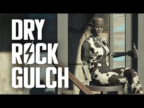 The Full Story of Dry Rock Gulch - Fallout 4 Nuka World Lore