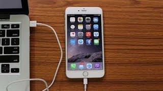 Hướng dẫn tải nhạc về Iphone/Ipad từ máy tính bằng Itunes